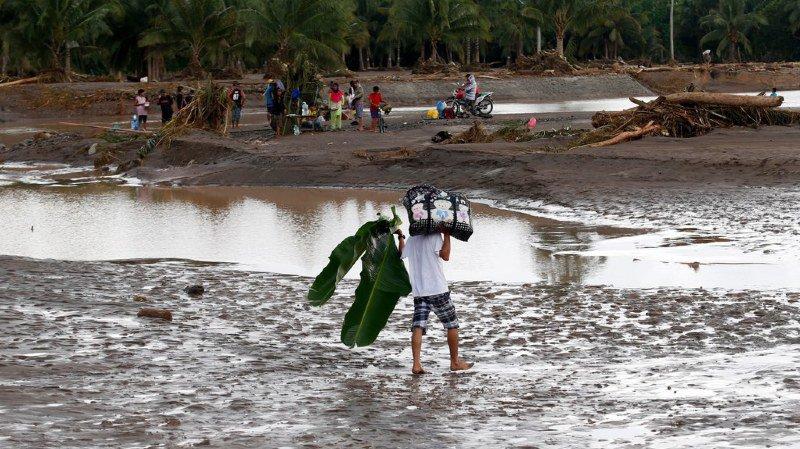 Philippines: le bilan de la tempête tropicale Tembin passe à plus de 200 morts