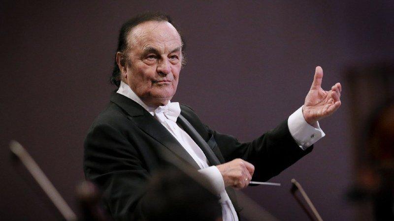 Harcèlement: le musicien vaudois Charles Dutoit quitte ses fonctions plus tôt que prévu