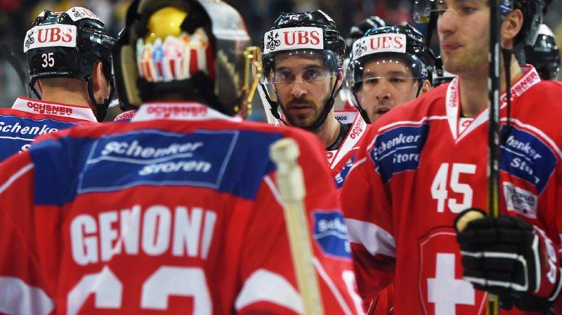Hockey sur glace: retour de l'équipe suisse à la Coupe Spengler réussi