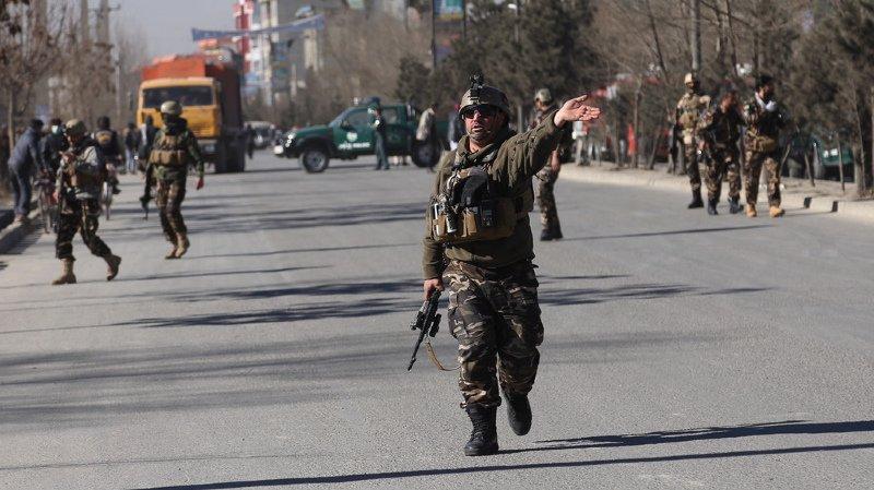 Afghanistan: au moins 40 morts à Kaboul dans un attentat contre un centre chiite