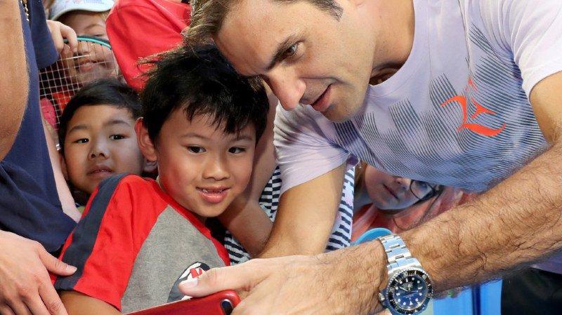 Tennis: Roger Federer sportif de l'année pour l'Association Internationale de la Presse Sportive (AIPS)
