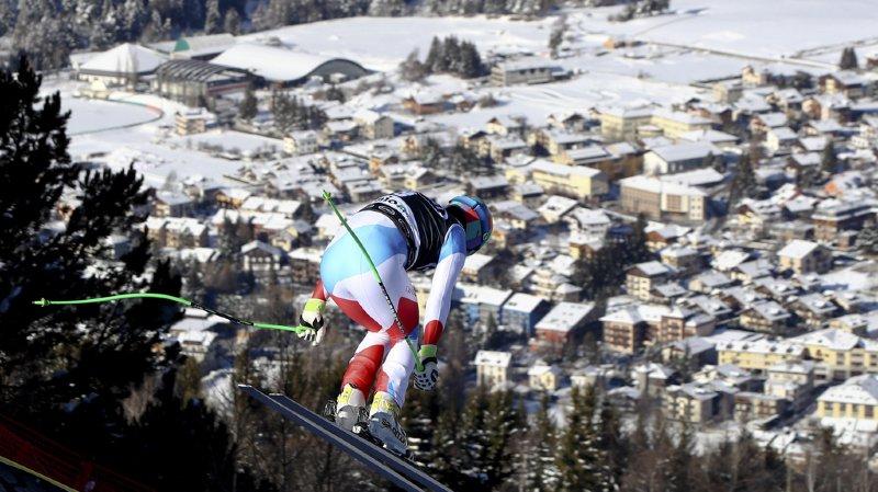 Ski alpin: Luca Aerni termine 5e du slalom de Zagreb remporté par Marcel Hirscher