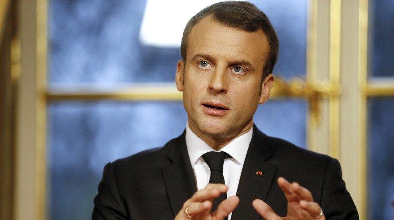 Emmanuel Macron s'est fendu d'une lettre de félicitations au Château de Prangins