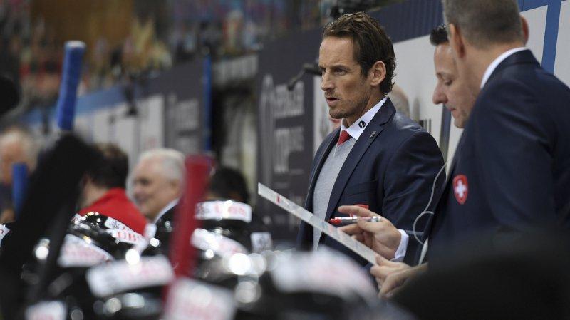 JO 2018: Patrick Fischer, le coach de l'équipe suisse de hockey, laisse Genazzi et Brunner à la maison