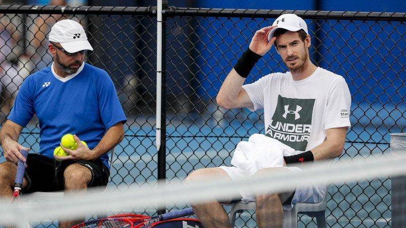Tennis: opéré à la hanche, Andy Murray espère faire son retour cet été