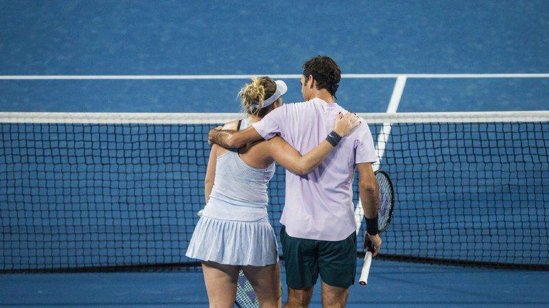 Tennis: la Suisse se hisse en finale de la Hopman Cup à Perth
