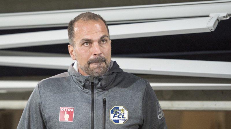 Football: le FC Lucerne limoge officiellement son entraîneur Markus Babbel