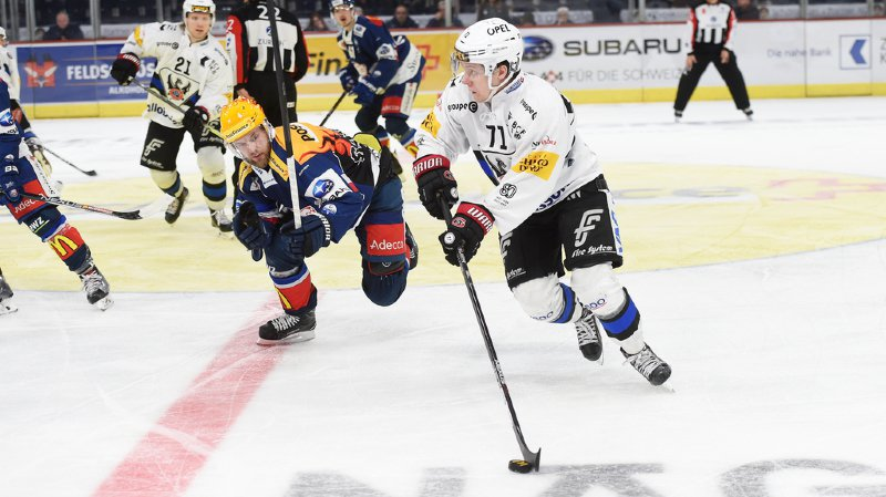 Hockey sur glace: Fribourg-Gottéron bat Zurich 3-4