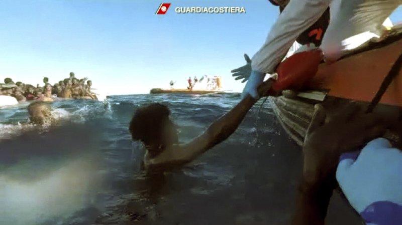 Dix migrants sont morts et plus de 50 ont disparus en Méditerranée