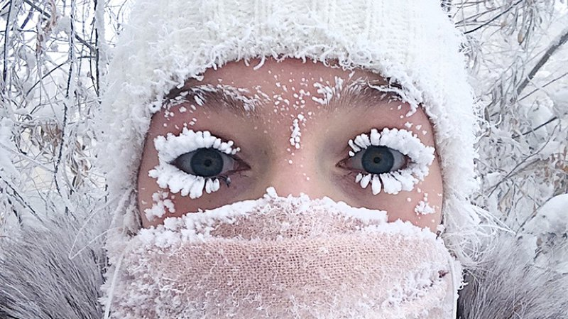 Météo: le thermomètre est descendu à -68°C en Iakoutie, au nord de la Sibérie