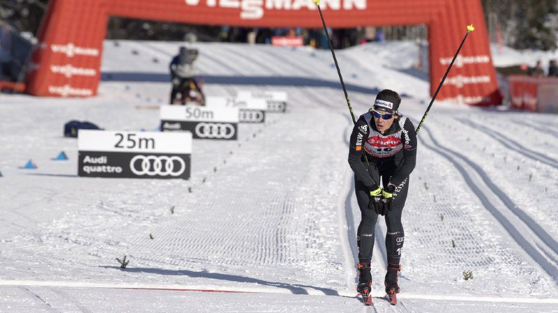 Ski nordique: la Suissesse van der Graaff 30e, Pärmäkoski s'impose à Planica