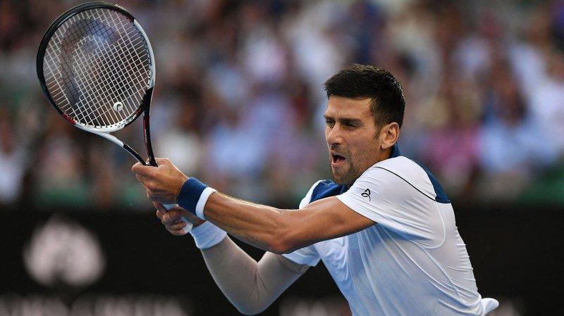 Open d'Australie: Djokovic a été éliminé en 8e de finale par le jeune Coréen Chung