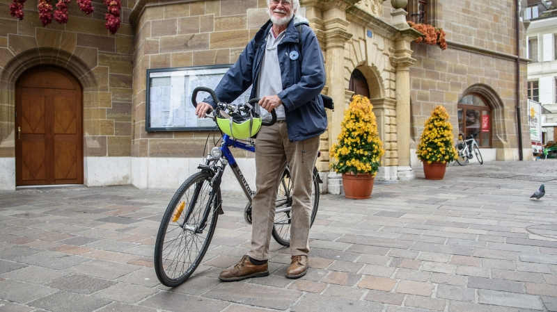 Le prix Nobel morgien Jacques Dubochet est arrivé en tête.