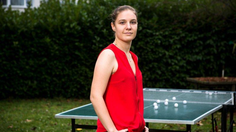 Tennis de table la morgienne rachel moret dans le top 100 - Classement mondial de tennis de table ...
