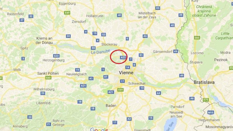 Autriche: 12 blessés, dont 4 graves, dans la collision de deux trains près de Vienne