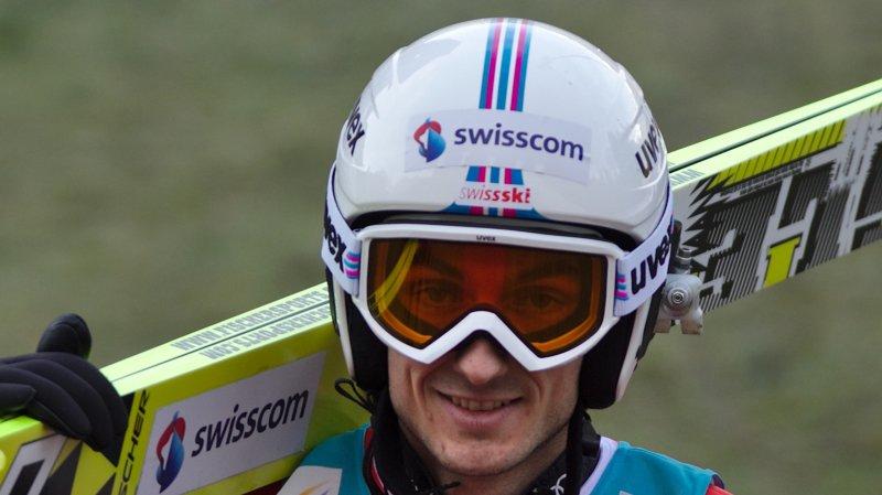 Le Vaudois Kilian Peier, ici en 2014 à Engelberg