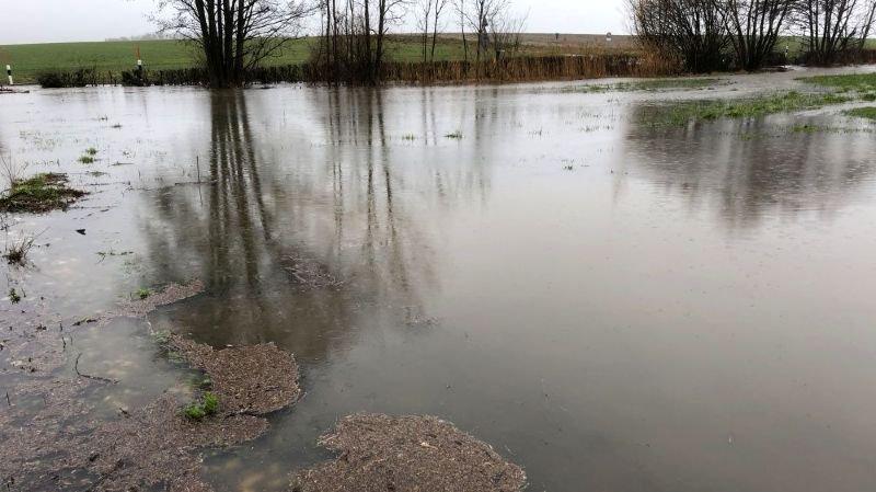 Plusieurs inondations massives sur La Côte