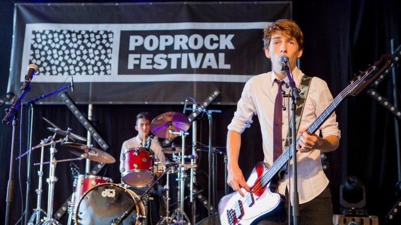 Gilly:  le Poprock Festival lance son concours pour jeunes musiciens