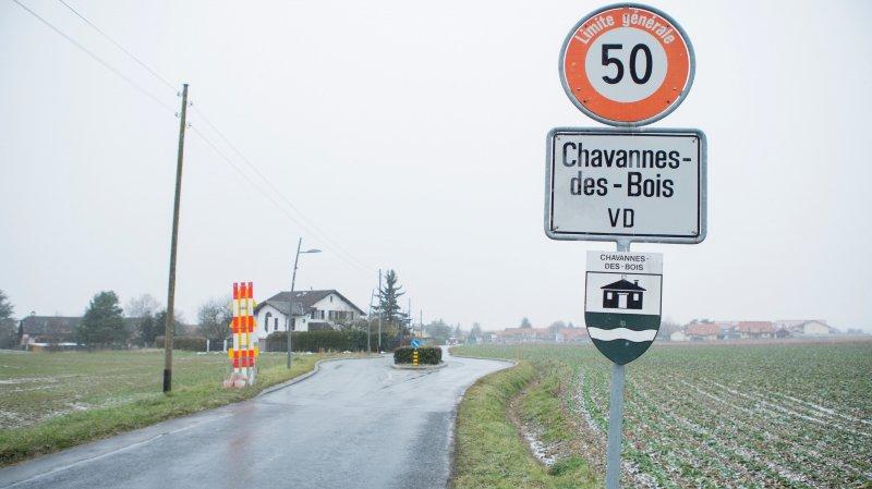 Chavannes-des-Bois au régime sec