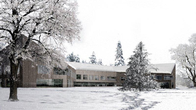 Saint-Prex: Perceval souhaite construire un nouveau bâtiment socio-éducatif