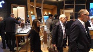 Le 28e salon international de la haute horlogerie a ouvert ses portes à Genève
