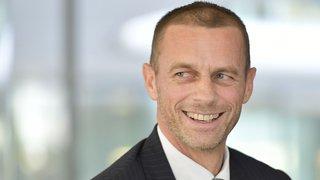 """Président de l'UEFA, Aleksander Ceferin fuit les projecteurs: """"Je n'aime pas la frime!"""""""
