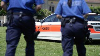 Zurich: la police teste un logiciel permettant d'identifier les gens violents