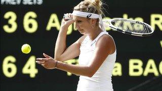 Open d'Australie: Timea Bacsinszky déclare forfait