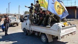Syrie: la coalition internationale antidjihadiste veut créer une force frontalière de 30'000 hommes