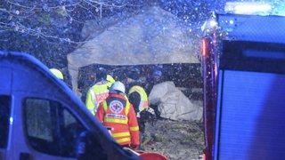 Allemagne: un jet d'affaires s'écrase près de Ravensbourg