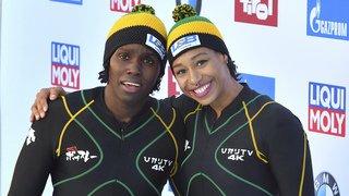 """JO 2018: la Jamaïque qualifie une équipe de bobeuses, 30 ans après les """"Rasta Rockets"""""""