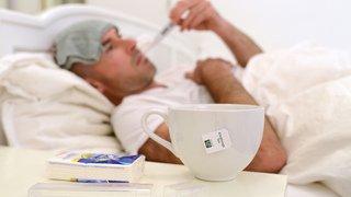 Santé: de nombreux Suisses toujours cloués au lit par la grippe