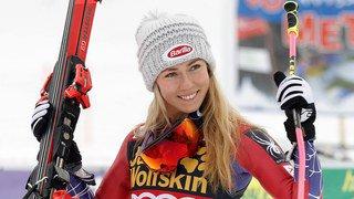 CM de ski: Shiffrin remporte le slalom dames de Flachau, Holdener et Meillard out