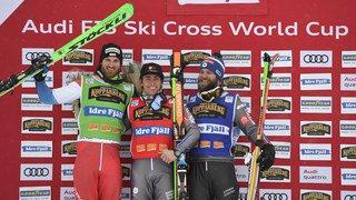 Skicross: 22e podium pour Alex Fiva en Suède