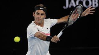 Open d'Australie: Roger Federer écarte l'Allemand Jan-Lennard Struff en trois sets