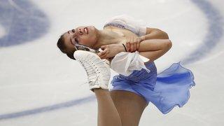 Patinage artistique: la Suissesse Alexia Paganini 9e au championnat d'Europe de Moscou