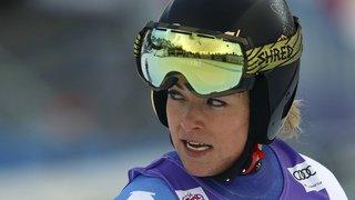 Ski alpin: Lara Gut 4e de la descente de Cortina remportée par l'Italienne Goggia
