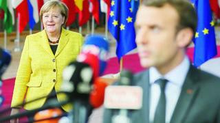 En marche vers l'Union européenne de la défense