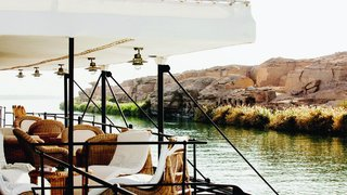 Le Nil, comme Hercule Poirot