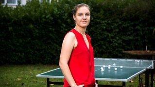 Tennis de table: la Morgienne Rachel Moret dans le top 100 mondial