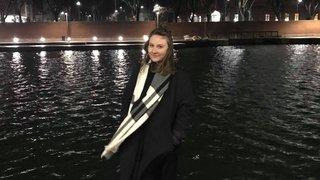 Elle file un bon coton à Milan