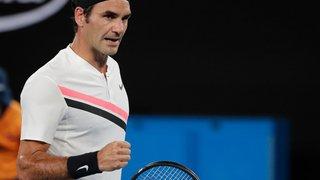 Ça passe pour Federer, ça casse pour Wawrinka
