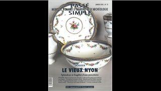 La porcelaine du Vieux Nyon en vedette du magazine «Passé simple»