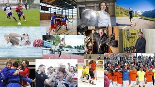 Les temps forts sportifs de la région en 2017
