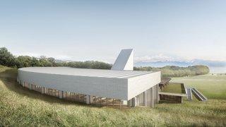 Projet pour agrandir la bibliothèque de l'université de Lausanne