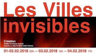 Casino Théâtre de Rolle - Les villes invisibles