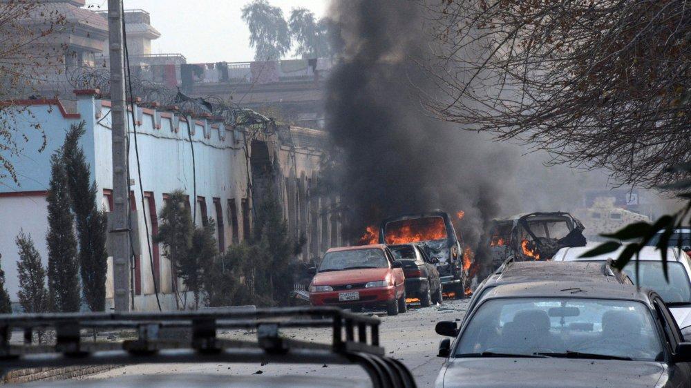 Un attentat à la voiture piégée s'est produit hier matin.