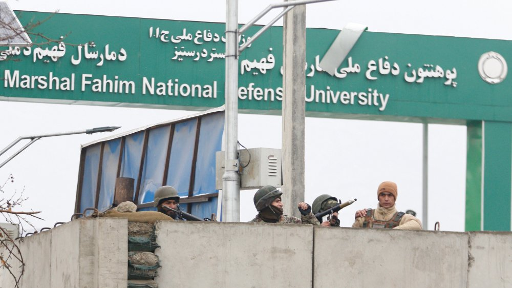 L'académie Marshall Fahim avait déjà été attaquée en octobre.