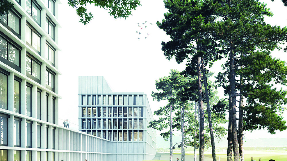 Le projet du bureau zurichois Berrel Berrel Kräutler a obtenu les faveurs du jury.