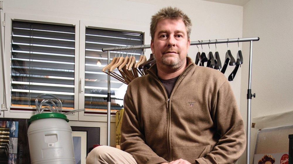 Robert Buchet a mis sa vie suisse en cartons en fin d'année dernière avant de s'expatrier en Thaïlande.